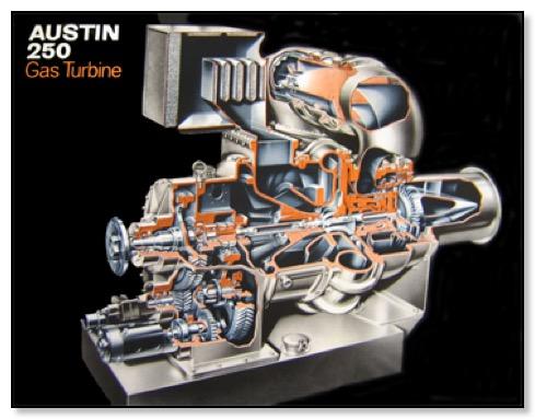Austin Gas Turbine